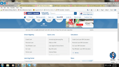 HDFC Bank Loans Expert Guide | Eligibility & Interest Rates