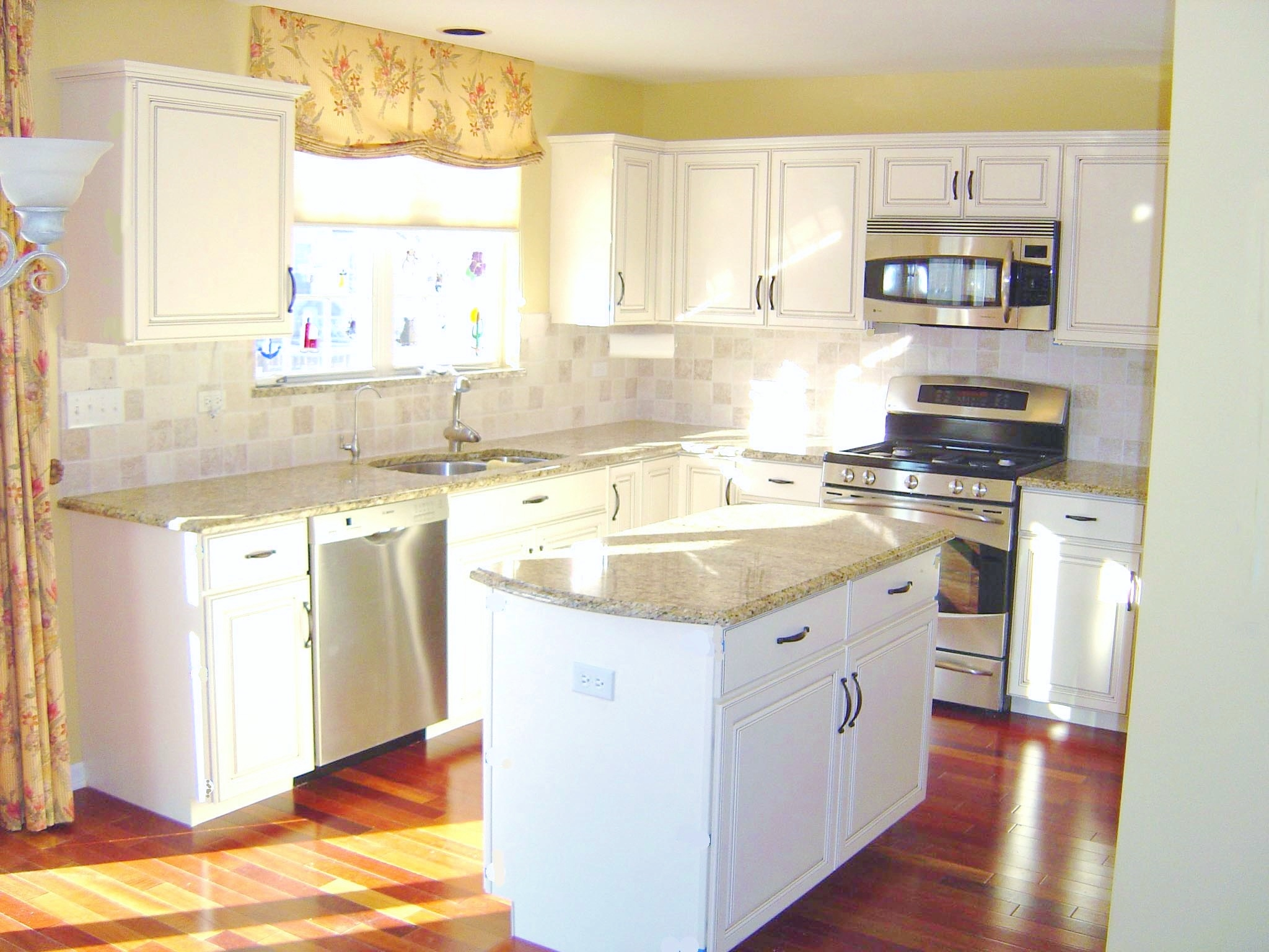 mixing old cabinets new new kitchen cabinets Copy