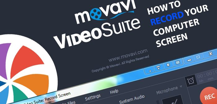 How To Record Your Computer Screen With Movavi Screen Capture