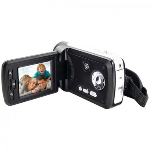 The BELL+HOWELL 5.0-Megapixel DV200HD HD Digital Video Camcorder