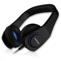 The Blaupunkt BPA-505 Style Series On-Ear Headphones With MIC