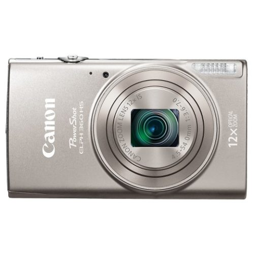 The Canon PowerShot® ELPH® 180 HS Digital Camera
