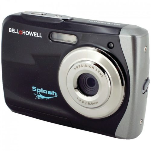 The BELL+HOWELL WP7 12.0-Megapixel Splash Digital Camera