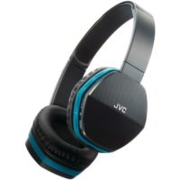 The JVC HASBT5A Over-Ear Bluetooth Headphones