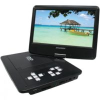 "The Sylvania SDVD1030 10"" Swivel-Screen Portable DVD Player"