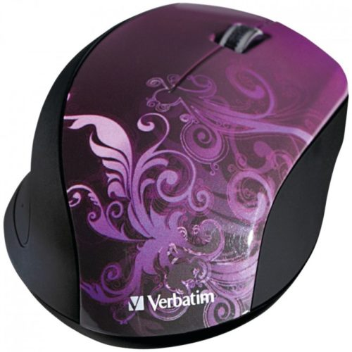 The Verbatim 97783 Wireless Optical Mouse