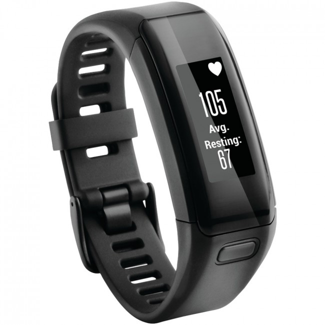 The GARMIN 010-01955-09 vívosmart HR Activity Tracker