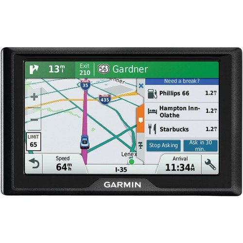 "The Garmin DriveSmart 50LMT 5"" GPS Navigator with Bluetooth & Free Lifetime Maps & Traffic Updates"