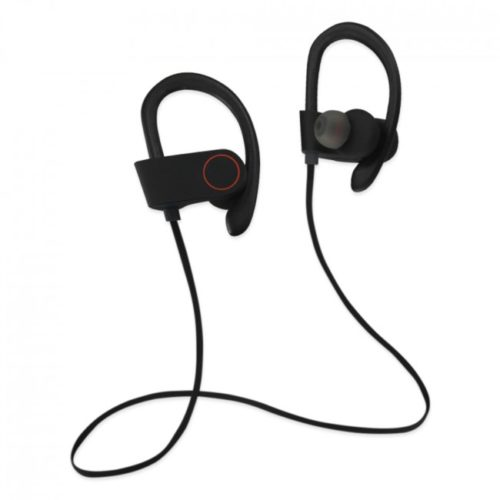 The Reiko HSBT1560 Universal HD Wireless Sport Headphone with In-Ear Earbuds