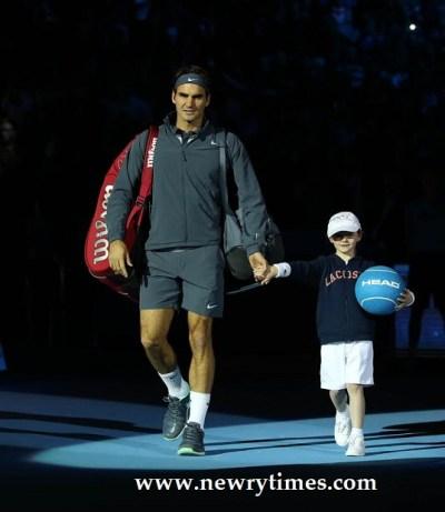 Newry child meets world's biggest tennis stars | Latest ...