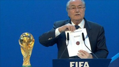 BBC Sport - Football - Russia & Qatar will host the 2018 and 2022 World Cups