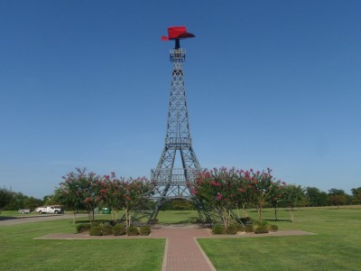 Top Three Sights to See in Paris, Texas - Hodge Dodge Reviews, Specials and Deals