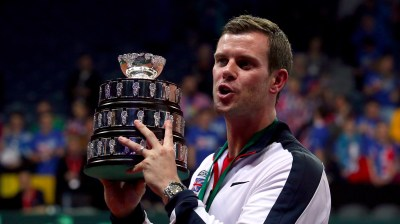 Andy Murray criticises LTA after Davis Cup win: 'Nothing ever gets done so I don't want to waste ...