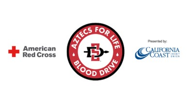 Red Cross and SDSU Team Up for Aztecs for Life Blood Drive | NewsCenter | SDSU