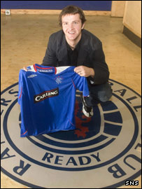 BBC SPORT | Football | My Club | Rangers | Webster checks in as loan Ranger
