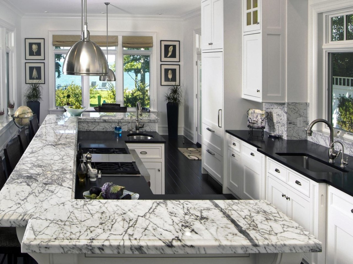benefits marble countertops marble kitchen countertops Kitchen Countertops in Marble Boston