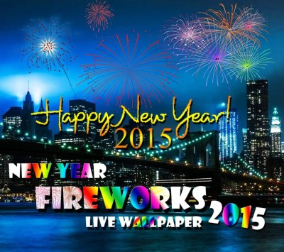 2015 Android Fireworks Live Wallpapers to give a Fresh Look to Your Devices