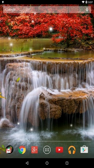 Top 10 Waterfall Live Wallpapers Apps for Android