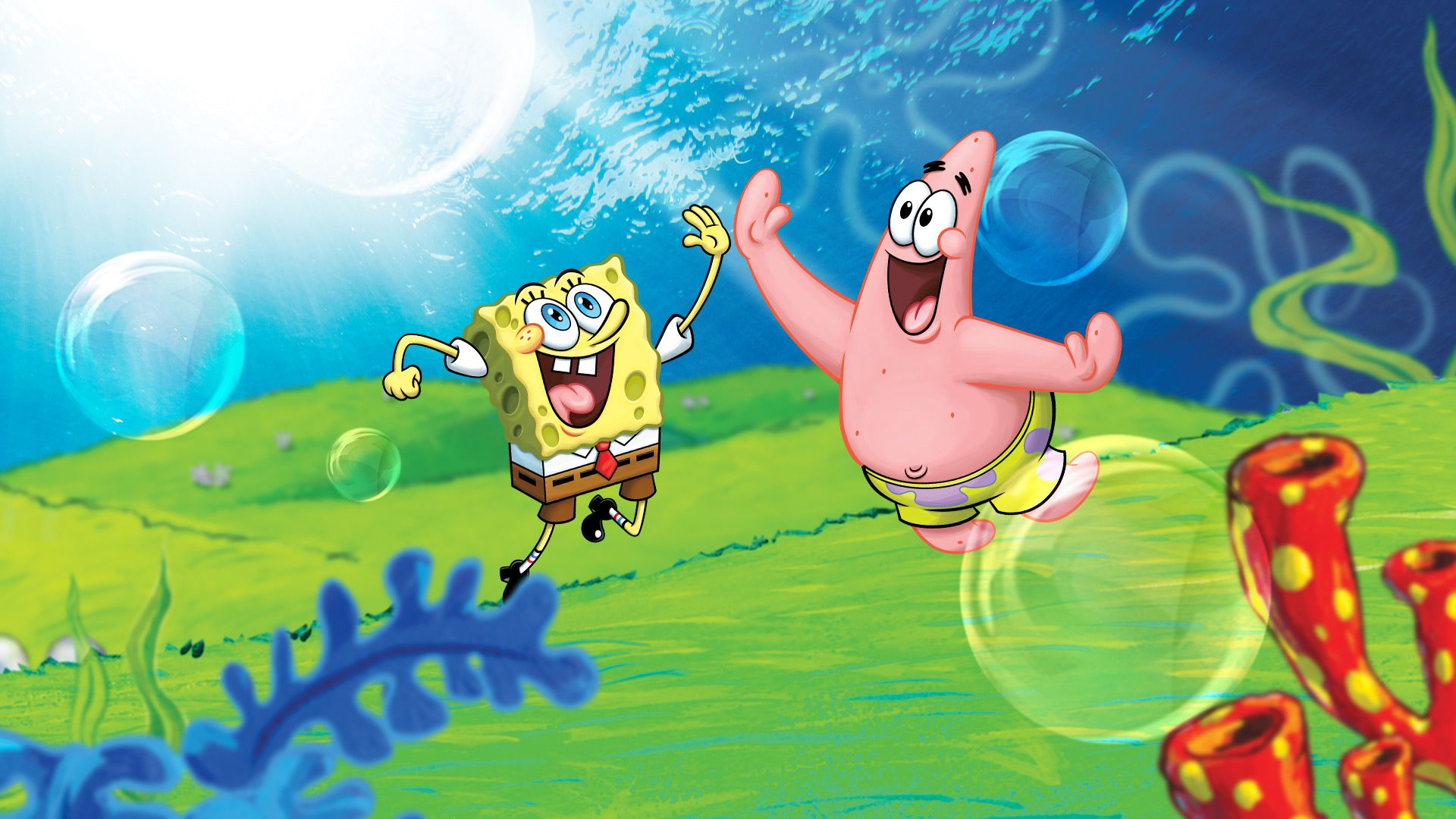 THE SPONGEBOB MOVIE: IT'S A WONDERFUL SPONGE Will Be An Origin Tale