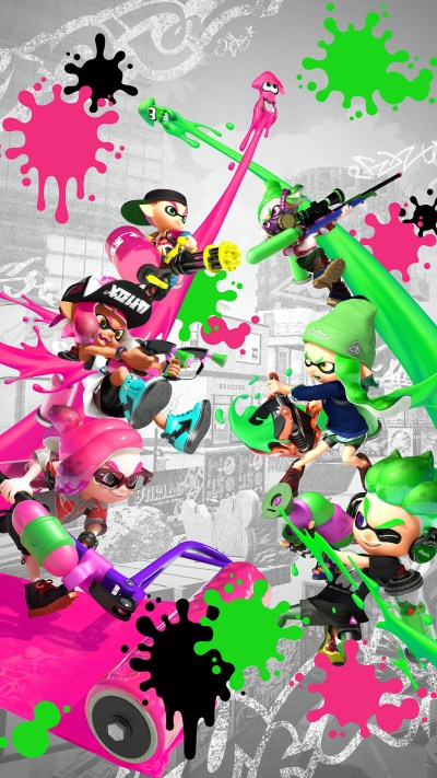 Splatoon 2 - Wallpapers - NinMobileNews