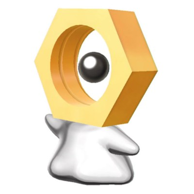 See more of Meltan on the Japanese Pokémon: Let's Go! website   Nintendo Wire