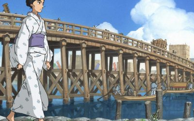 Miss Hokusai Verfilmung startet in Japan