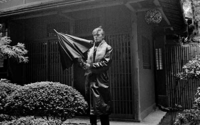 Like some Cat from Japan – David Bowie in Japan