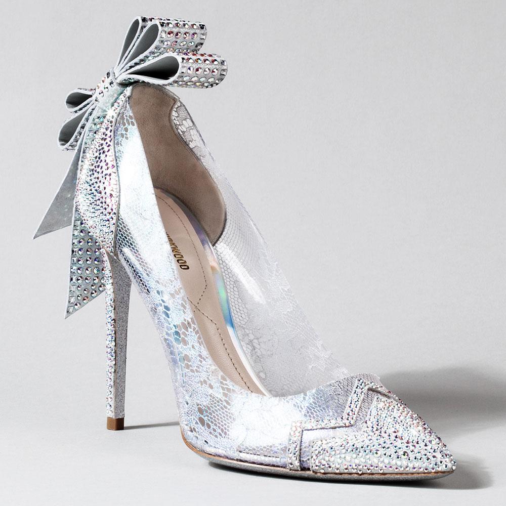 jimmy choo jimmy choo wedding shoes Jimmy Choo Cinderella shoes 2