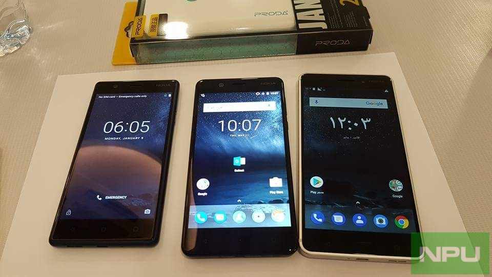 Nokia 3, 5, 6, 8 phones confirmed getting Android 8.0 Oreo