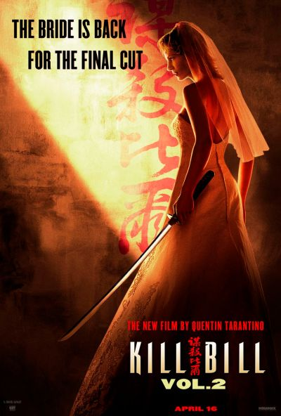 """Directed Viewing: """"Kill Bill vol 2"""" Deepest Regrets 