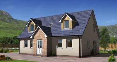 Kit Home Designs - Timber Frame Kit Homes by Norscot