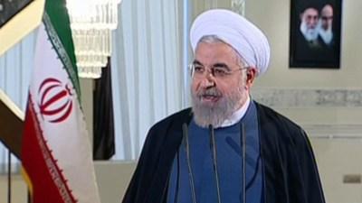 Rohani: akkoord bewijst goede wil Iran | NOS