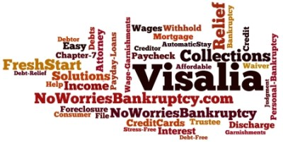 Visalia Bankruptcy Attorney $100 to Start - CALL NOW & SAVE