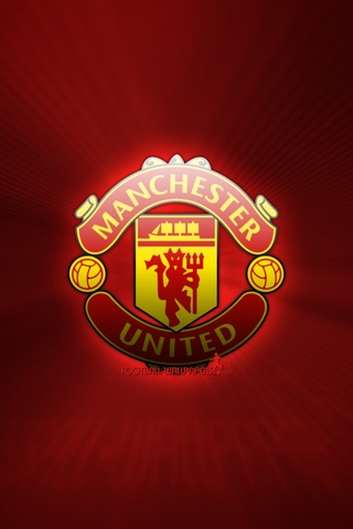 Manchester-United-Logo-Wallpaper-iPhone-3G | NowUnited