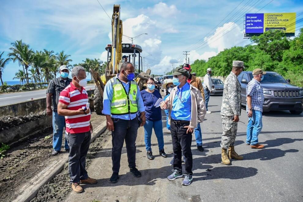 """Alcalde SDE asegura regularizará todas las áreas protegidas en SDE"""""""