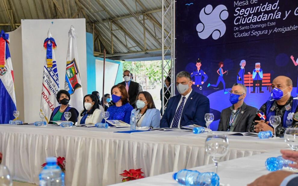ASDE y Ministerio de Interior  presentan Plan Municipal de Seguridad Ciudadana
