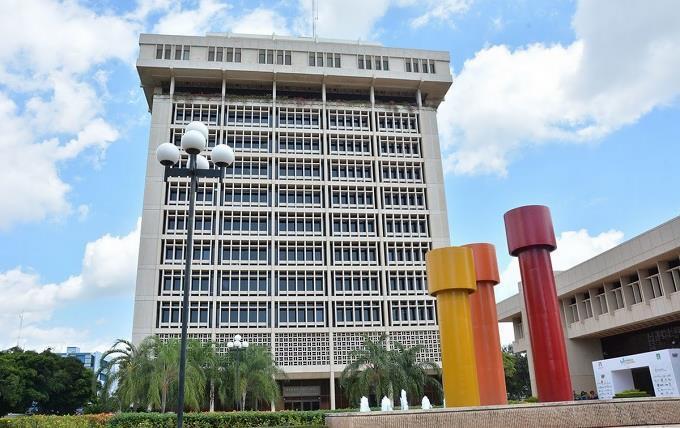 Gobernador Banco Central juramentó nuevos miembros de la Junta Monetaria