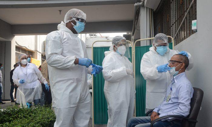 Salud Pública reporta dos muertos y 640 casos de coronavirus en RD durante últimas horas