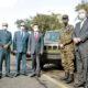 China entrega al Ministerio de Defensa donación de vehículos militares