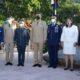 """Ministerio de Defensa conmemora 165 Aniversario """"Batalla de Cambronal"""""""