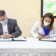 Ministerio de la Mujer y Casas Comunitarias firman acuerdo para reducir violencia de género
