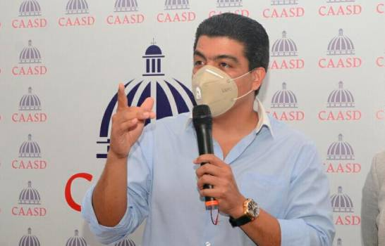 CAASD anuncia 22 grandes proyectos