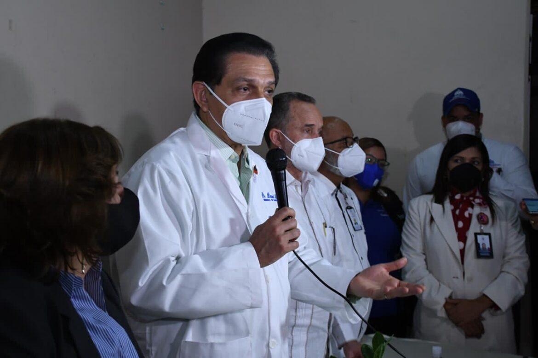 Ministro de salud aseguró que todas las vacunas necesarias están disponibles para la población dominicana