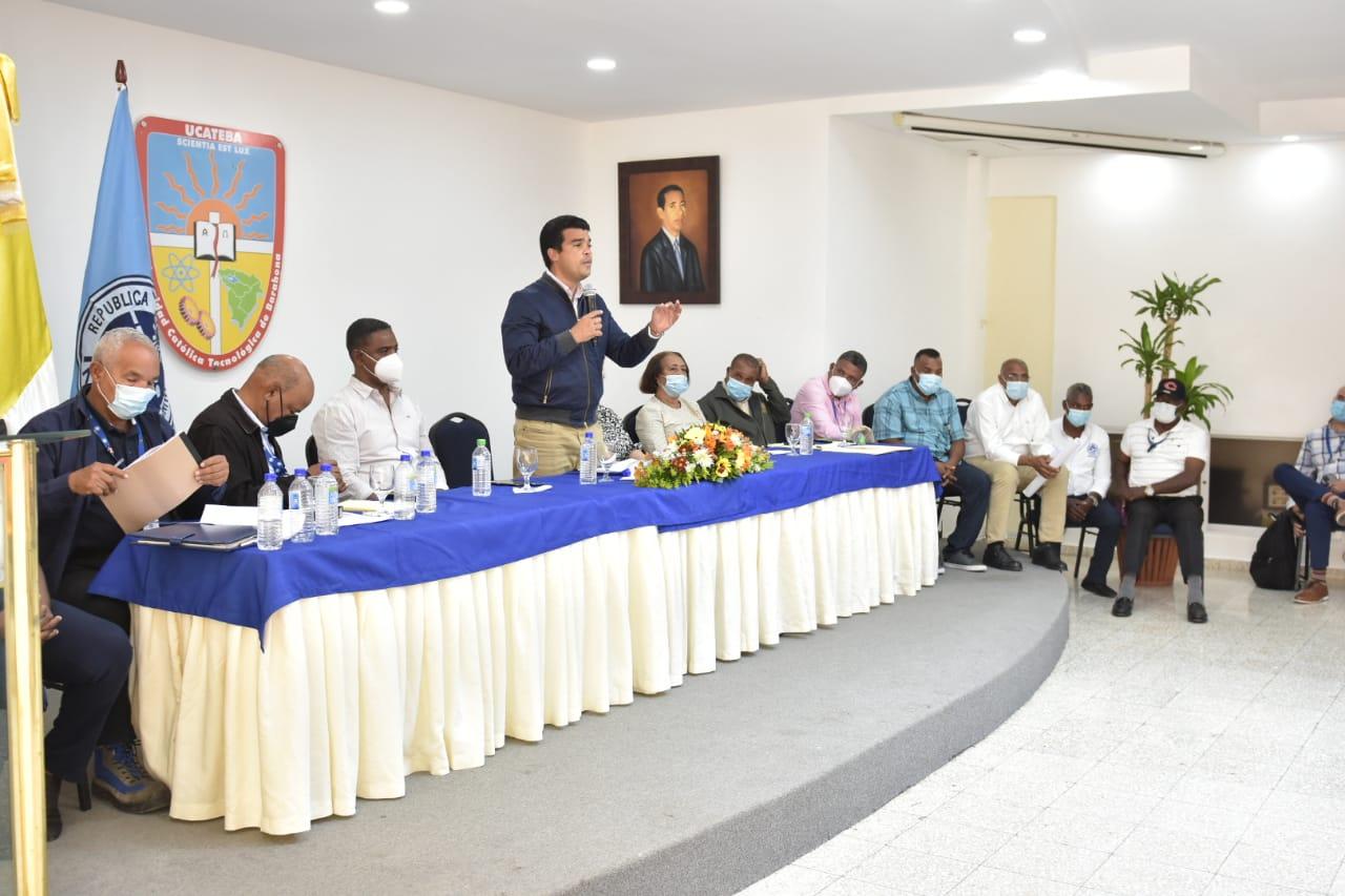 MICM establece agenda común para apoyar a Mipymes e Industrias