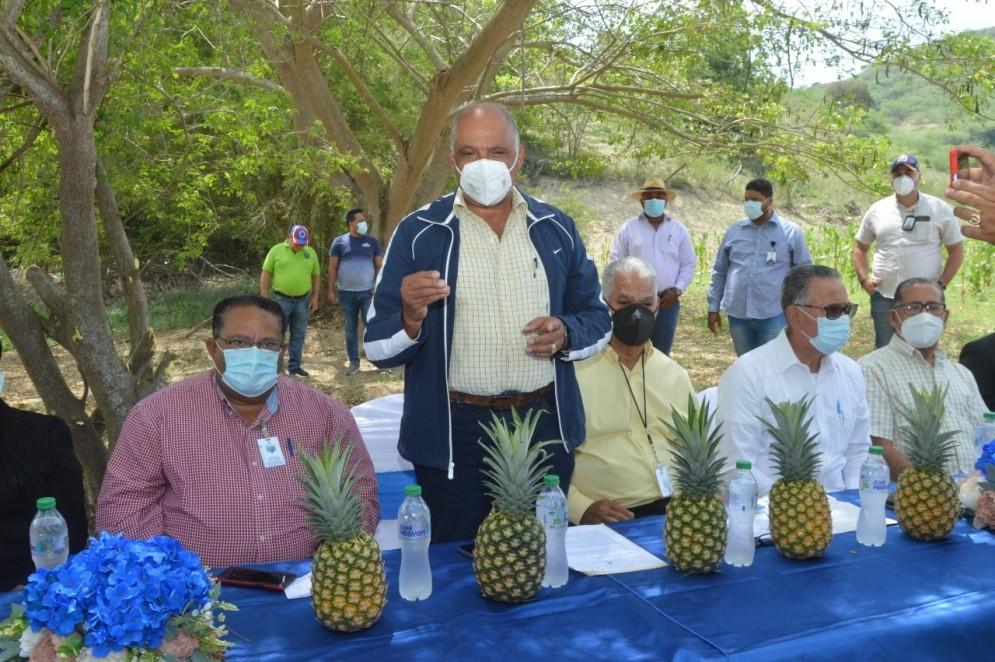 Agricultura pone en marcha proyecto de creación de lagunas