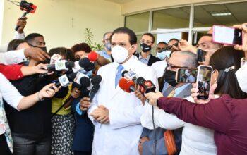 Ministro de Salud resalta provincia Duarte como ejemplo a seguir por manejo de la pandemia