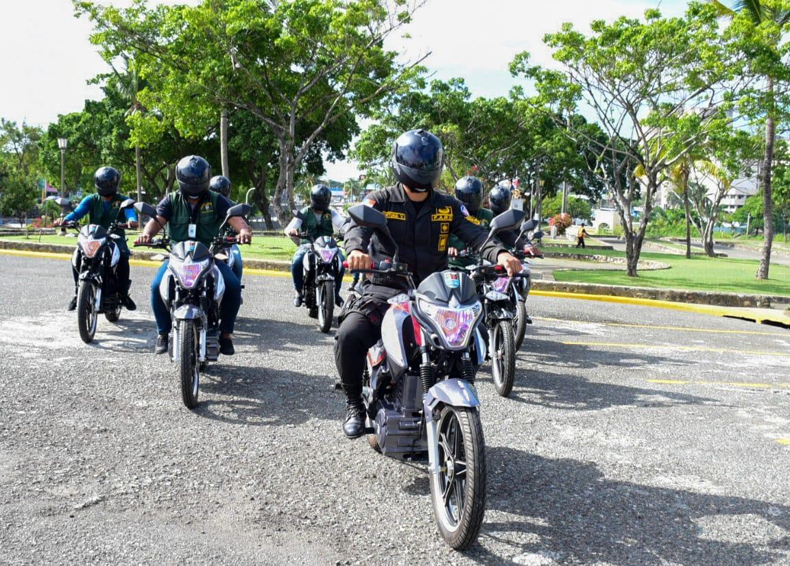 Ayuntamiento Santo Domingo Este usará motores eléctricos para vigilar áreas verdes, parques y zonas protegidas