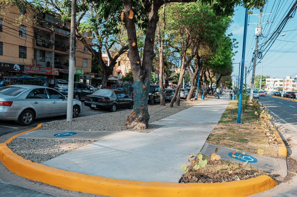 ADN inaugura Bulevar de Honduras, en la Avenida Independencia