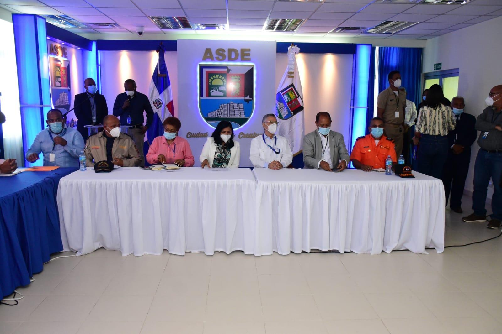 Alcalde SDE afirma municipio está preparado ante inicio temporada ciclónica