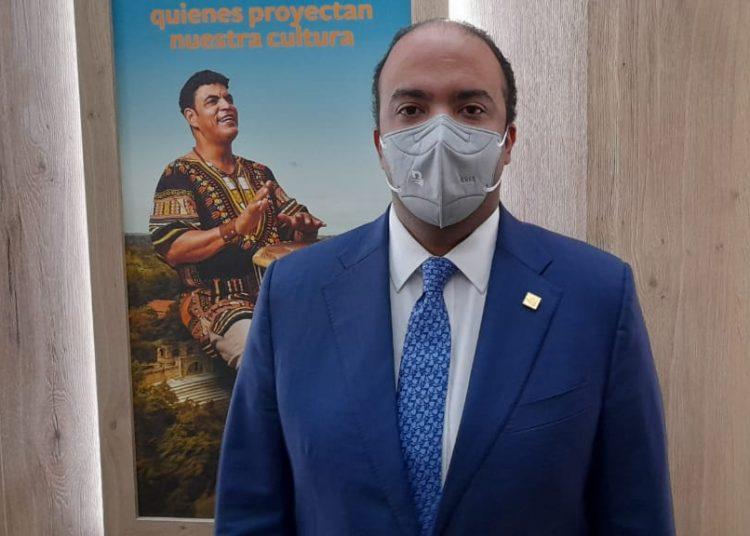"""""""En Fitur 2021 mostraremos que RD está abierta para recibir a los turistas"""" expreso Samuel Pereyra"""